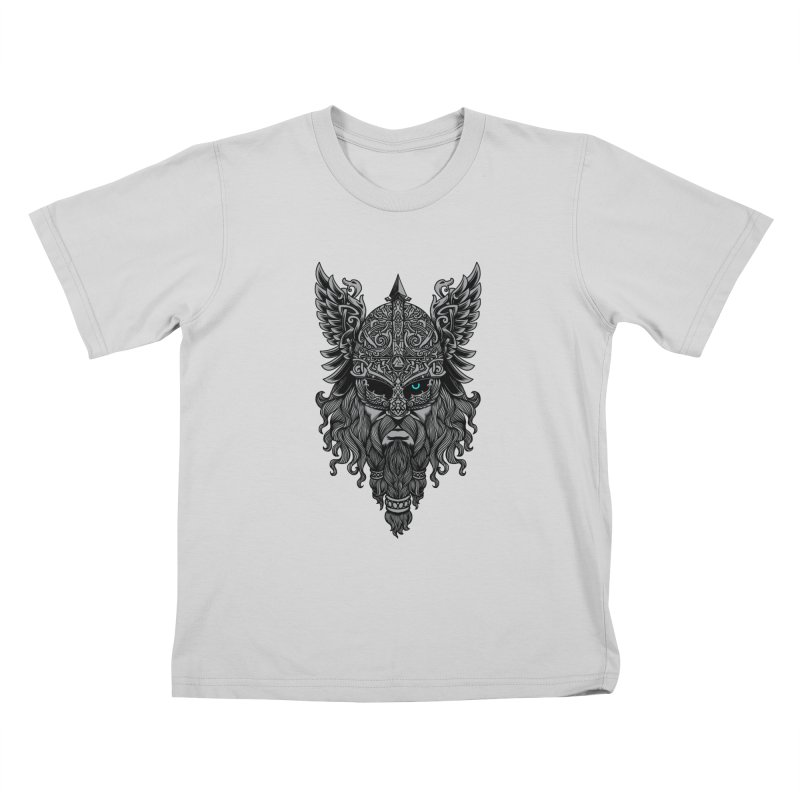Odin Kids T-Shirt by ES427's Artist Shop