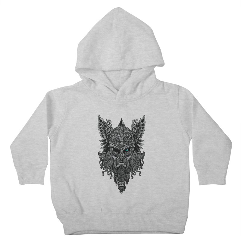 Odin Kids Toddler Pullover Hoody by ES427's Artist Shop