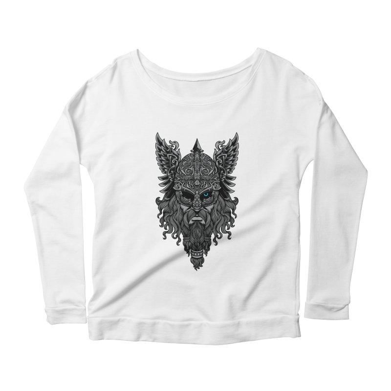 Odin Women's Scoop Neck Longsleeve T-Shirt by ES427's Artist Shop