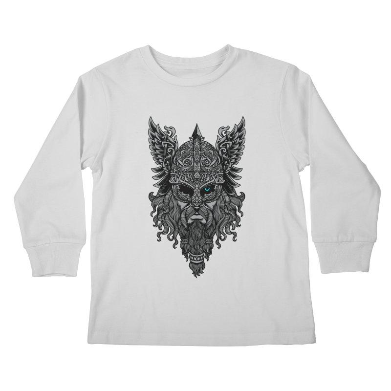 Odin Kids Longsleeve T-Shirt by ES427's Artist Shop