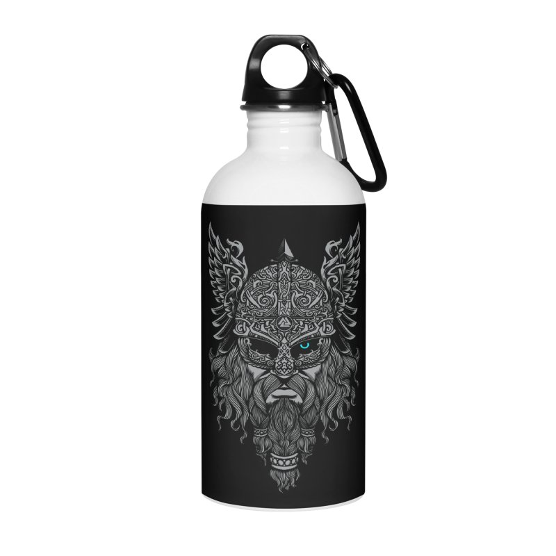 Odin Accessories Water Bottle by ES427's Artist Shop