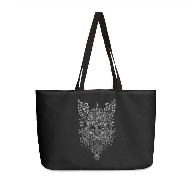 Odin Accessories Weekender Bag Bag by ES427's Artist Shop