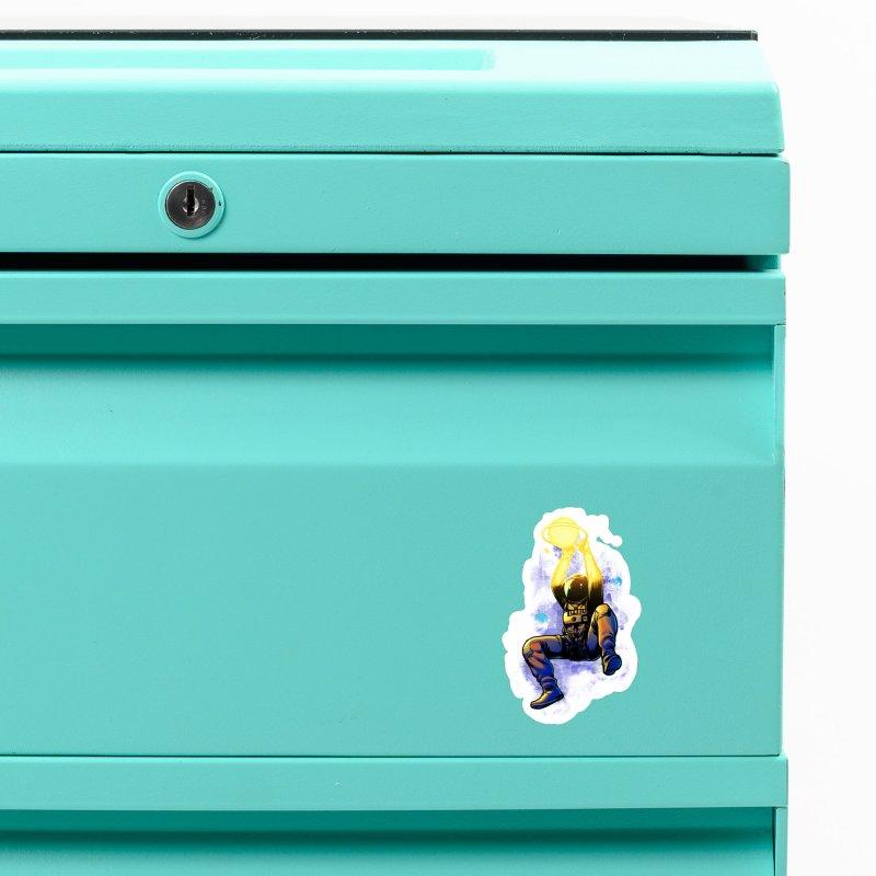 SATURN DUNK Accessories Magnet by ES427's Artist Shop
