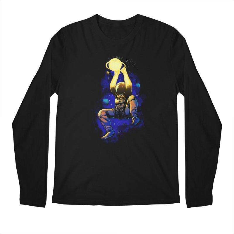 SATURN DUNK Men's Regular Longsleeve T-Shirt by ES427's Artist Shop