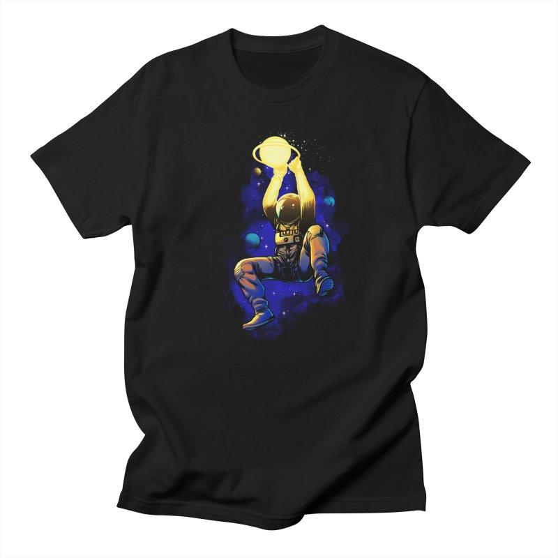 SATURN DUNK Women's Regular Unisex T-Shirt by ES427's Artist Shop