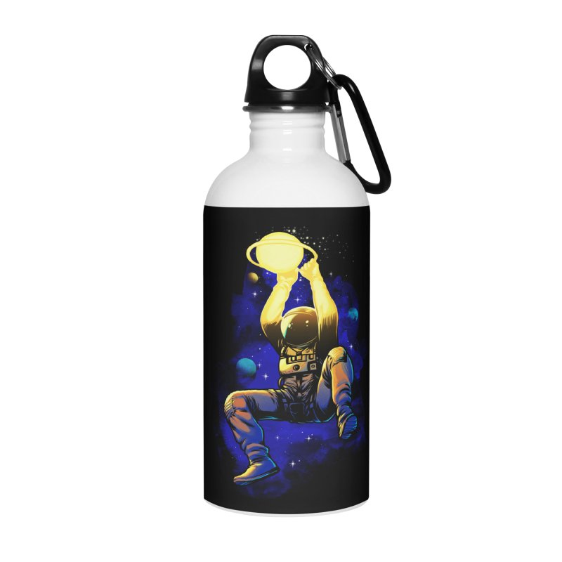 SATURN DUNK Accessories Water Bottle by ES427's Artist Shop