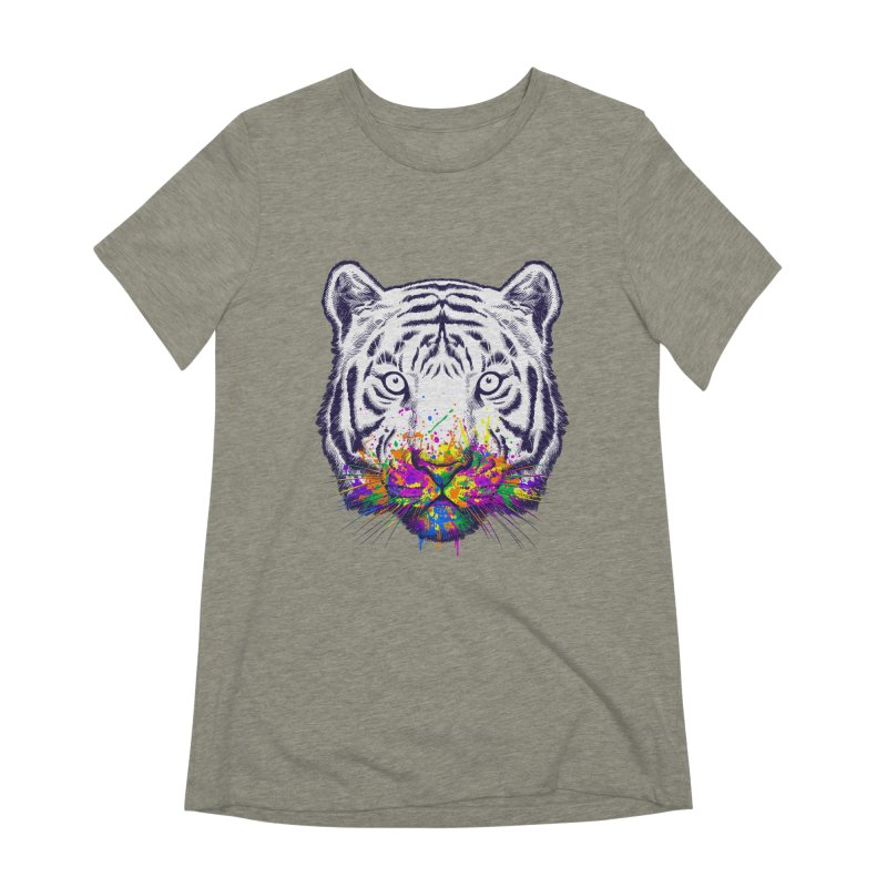 I didn't see rainbow Women's Extra Soft T-Shirt by ES427's Artist Shop