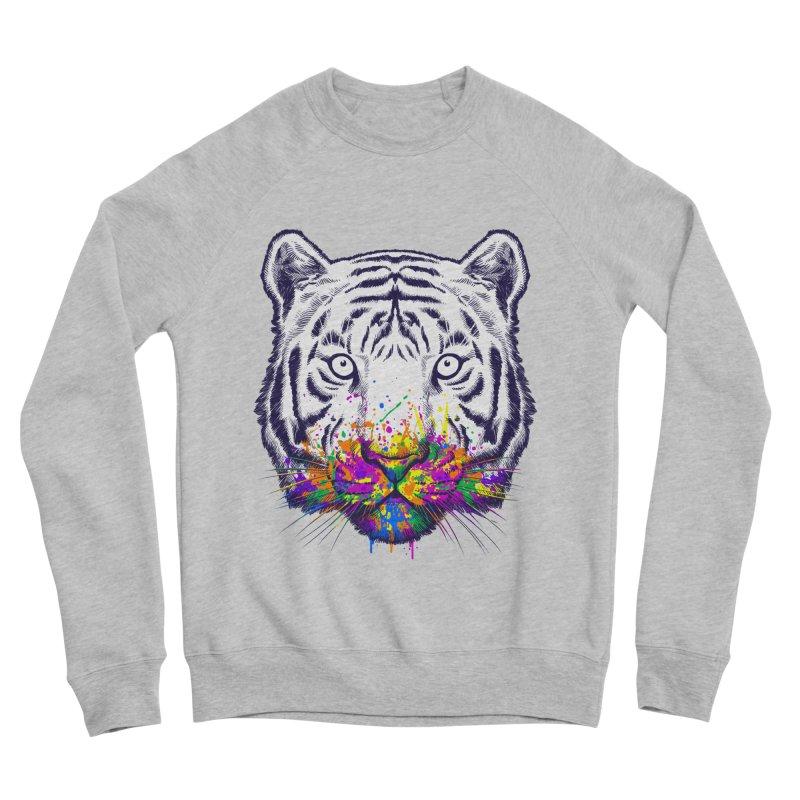 I didn't see rainbow Men's Sponge Fleece Sweatshirt by ES427's Artist Shop
