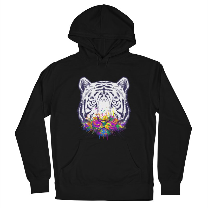 I didn't see rainbow Men's French Terry Pullover Hoody by ES427's Artist Shop