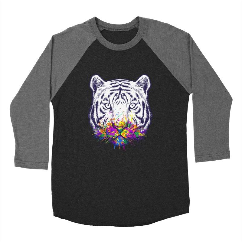I didn't see rainbow Women's Baseball Triblend Longsleeve T-Shirt by ES427's Artist Shop