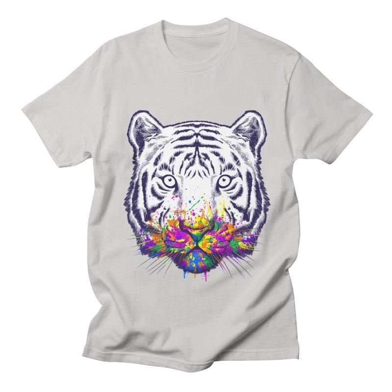 I didn't see rainbow Men's Regular T-Shirt by ES427's Artist Shop