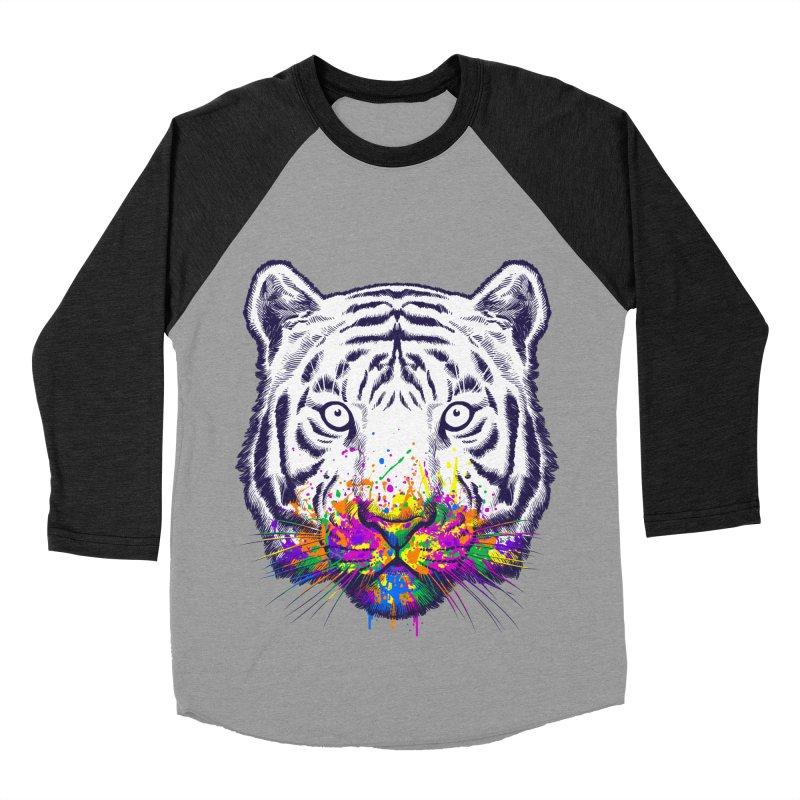 I didn't see rainbow Men's Baseball Triblend Longsleeve T-Shirt by ES427's Artist Shop