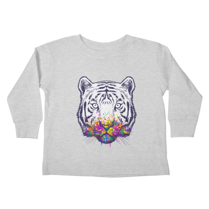 I didn't see rainbow Kids Toddler Longsleeve T-Shirt by ES427's Artist Shop
