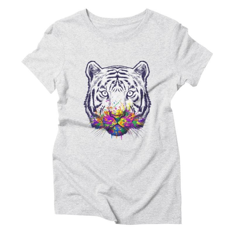 I didn't see rainbow Women's Triblend T-Shirt by ES427's Artist Shop