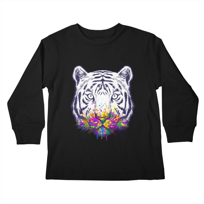 I didn't see rainbow Kids Longsleeve T-Shirt by ES427's Artist Shop