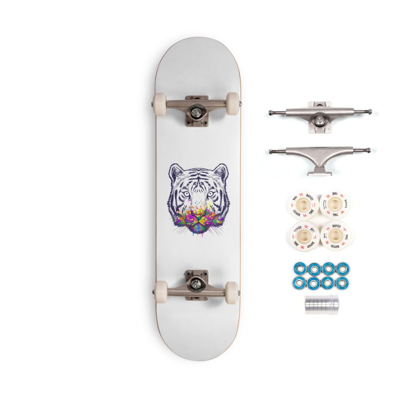 I didn't see rainbow Accessories Complete - Premium Skateboard by ES427's Artist Shop