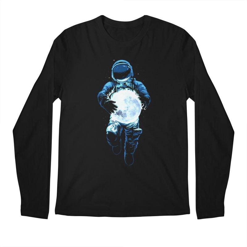 BRING THE MOON Men's Regular Longsleeve T-Shirt by ES427's Artist Shop