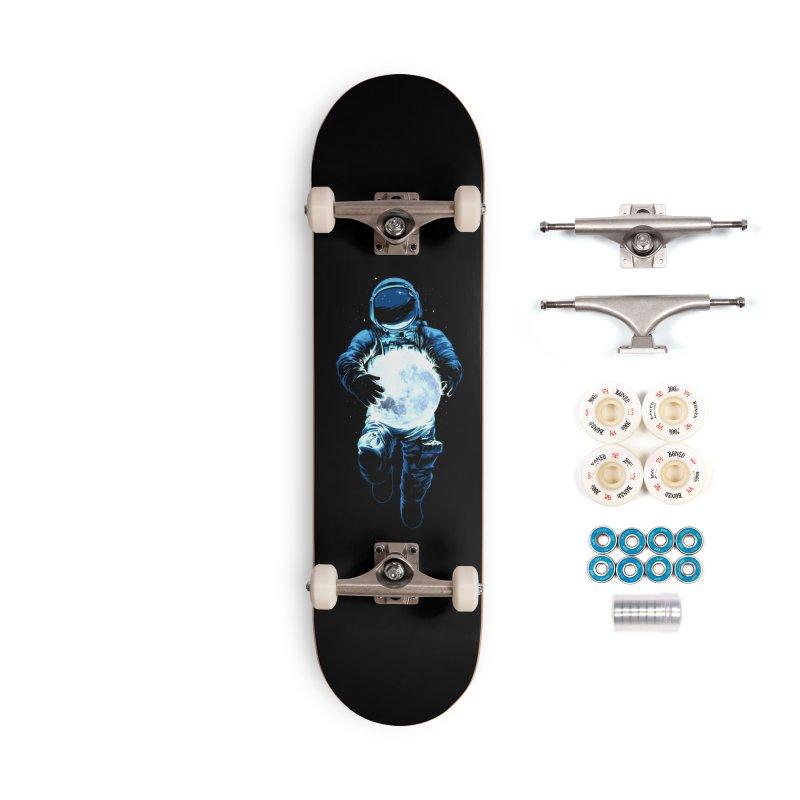BRING THE MOON Accessories Complete - Premium Skateboard by ES427's Artist Shop
