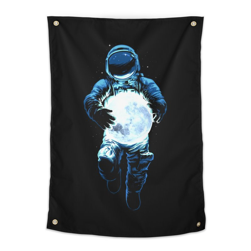 BRING THE MOON Home Tapestry by ES427's Artist Shop