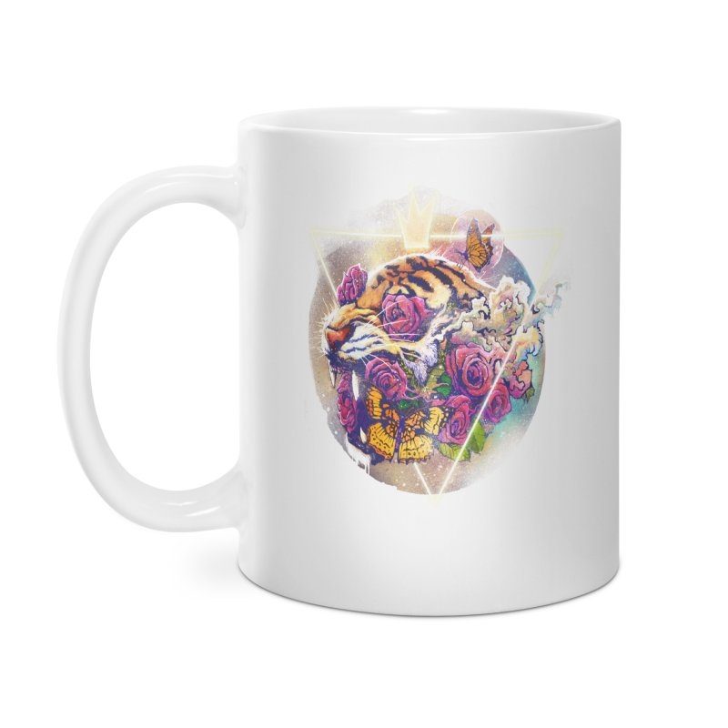 Tiger Accessories Mug by ES427's Artist Shop