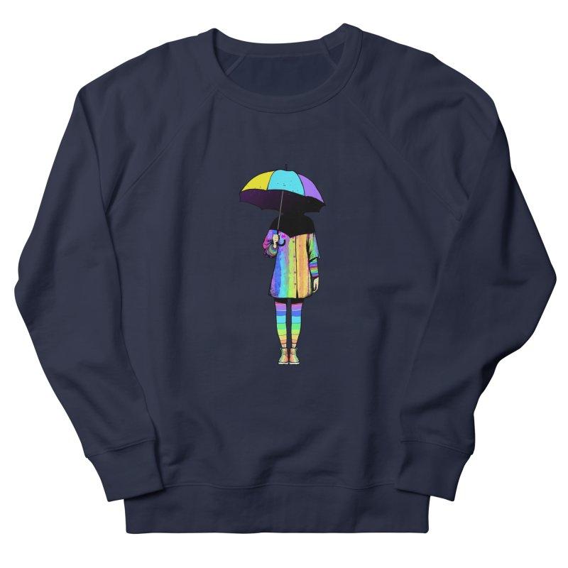 Neon Girl Women's Sweatshirt by ES427's Artist Shop
