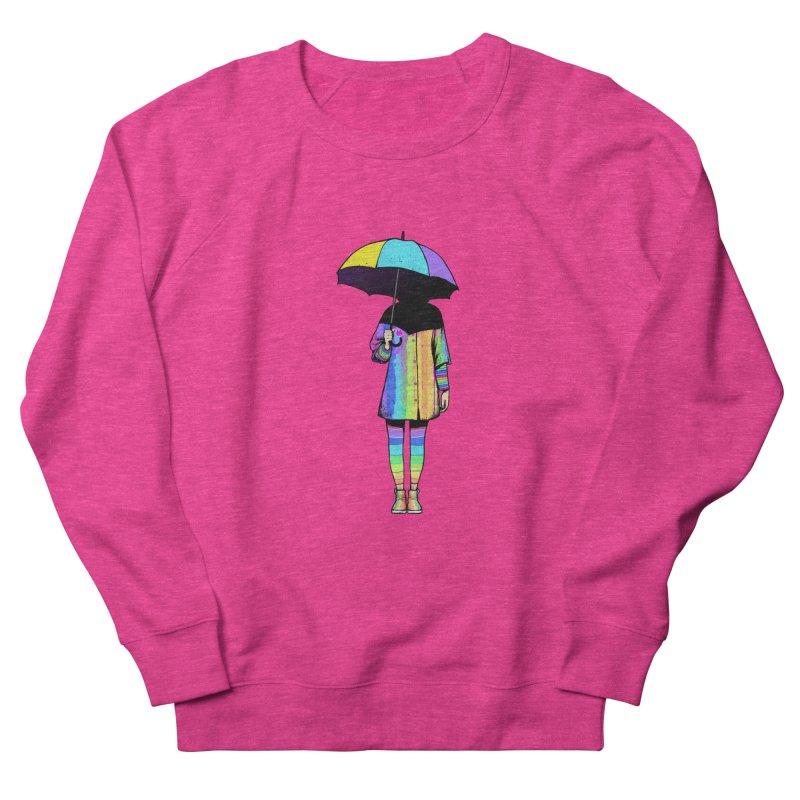 Neon Girl Men's Sweatshirt by ES427's Artist Shop