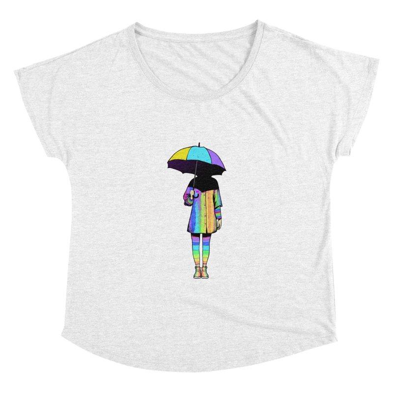 Neon Girl Women's Dolman by ES427's Artist Shop