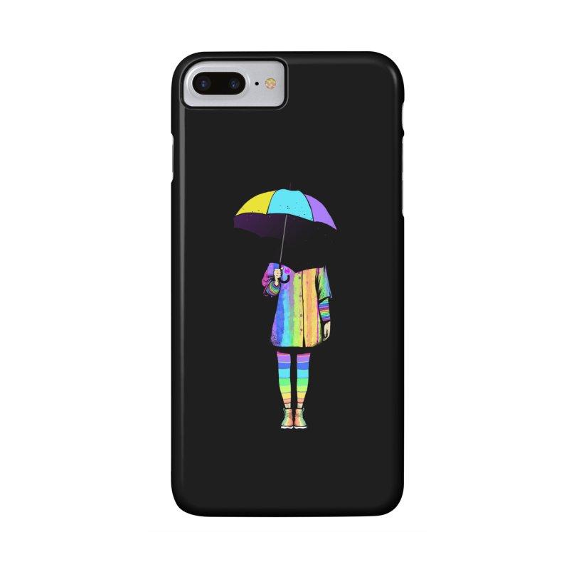 Neon Girl Accessories Phone Case by ES427's Artist Shop