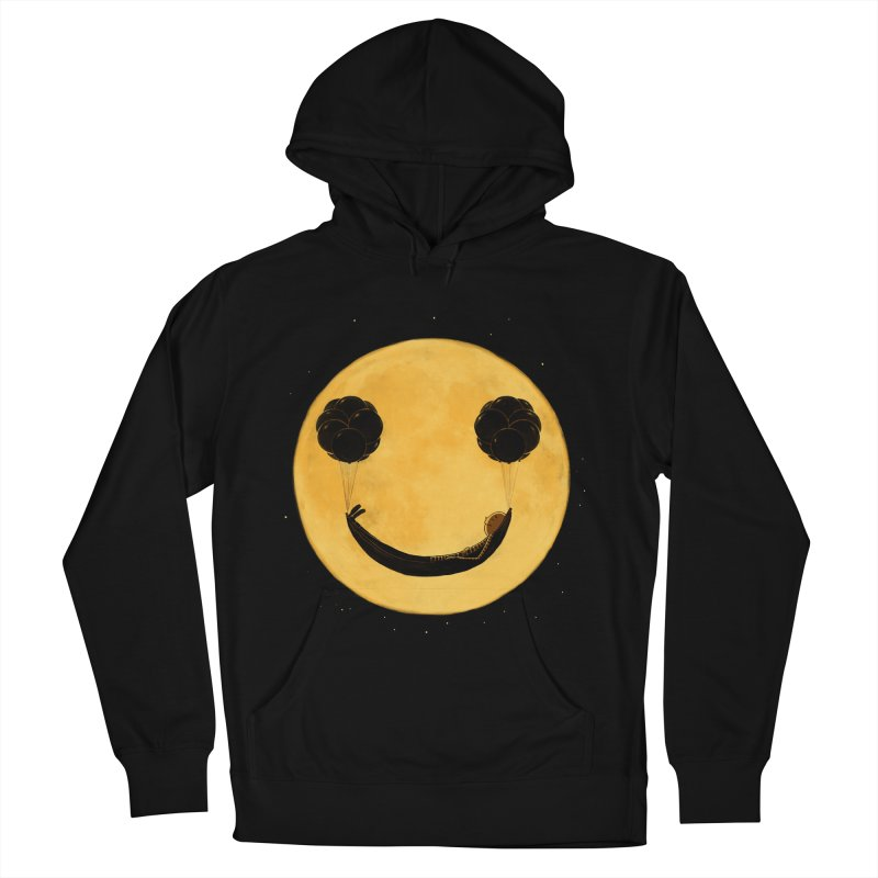 Smile :) Men's Pullover Hoody by ES427's Artist Shop