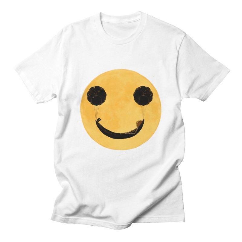 Smile :) Men's T-shirt by ES427's Artist Shop