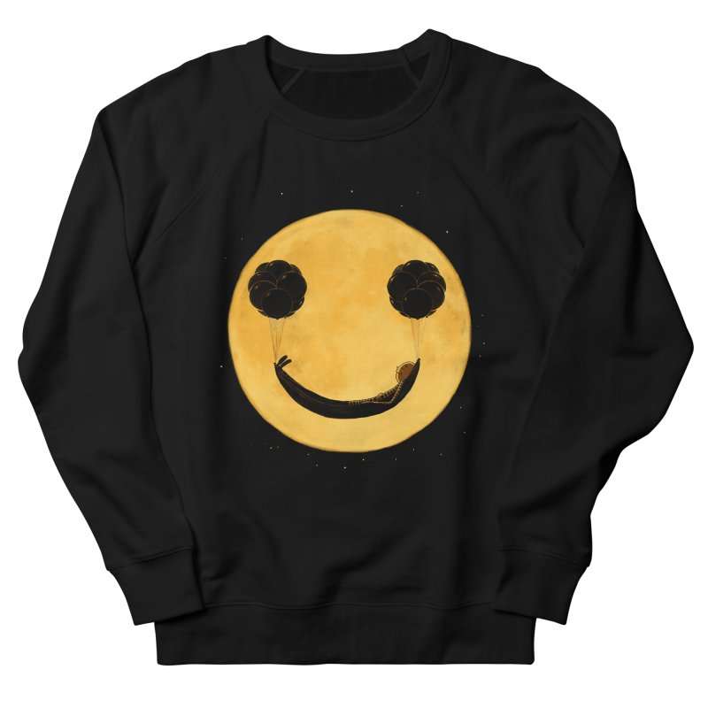 Smile :) Men's Sweatshirt by ES427's Artist Shop