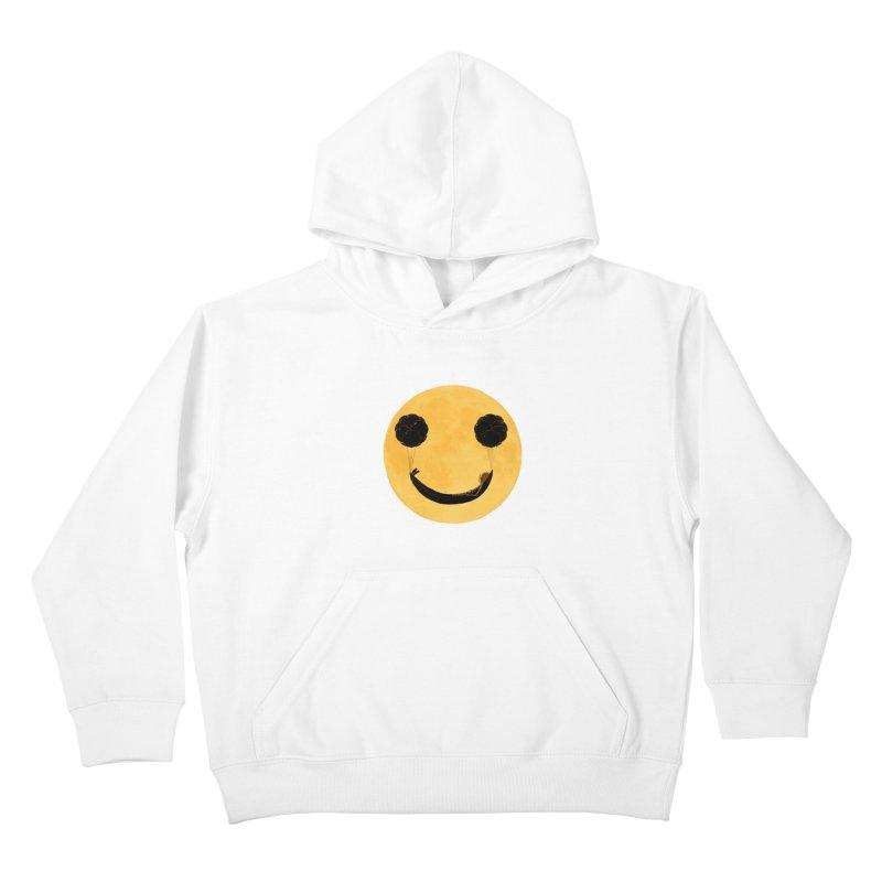 Smile :) Kids Pullover Hoody by ES427's Artist Shop