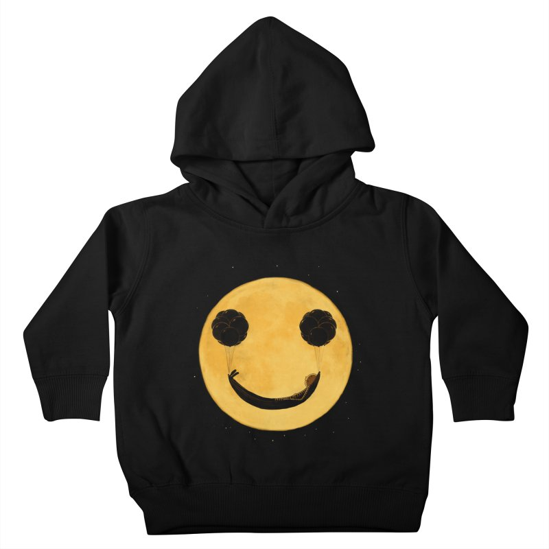 Smile :) Kids Toddler Pullover Hoody by ES427's Artist Shop