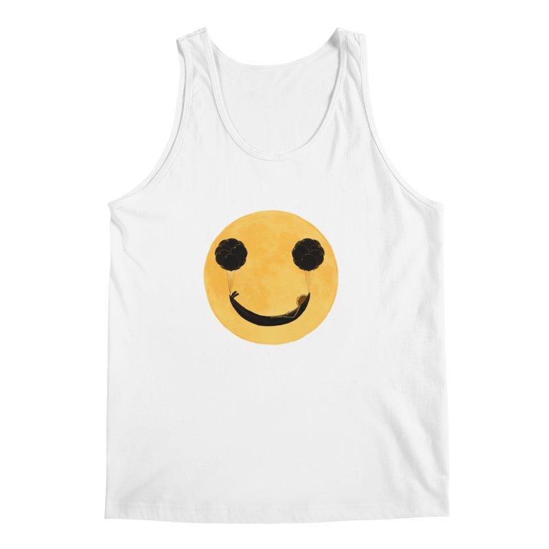 Smile :) Men's Tank by ES427's Artist Shop
