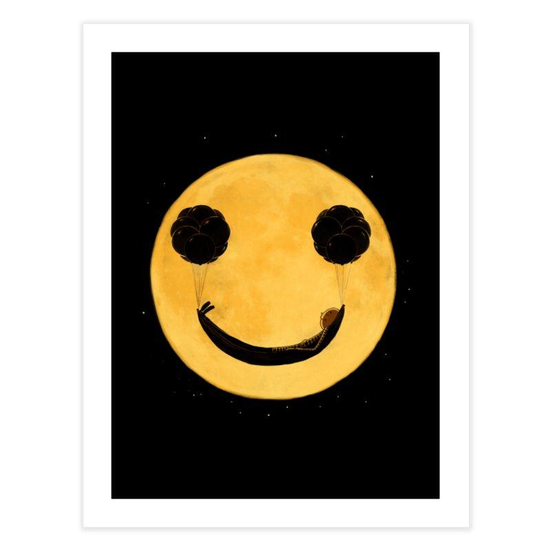 Smile :) Home Fine Art Print by ES427's Artist Shop