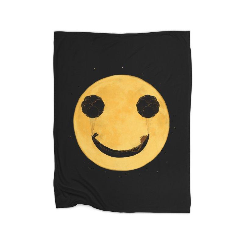 Smile :) Home Blanket by ES427's Artist Shop