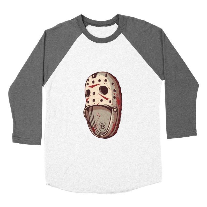 Crock 13 Men's Baseball Triblend T-Shirt by ES427's Artist Shop