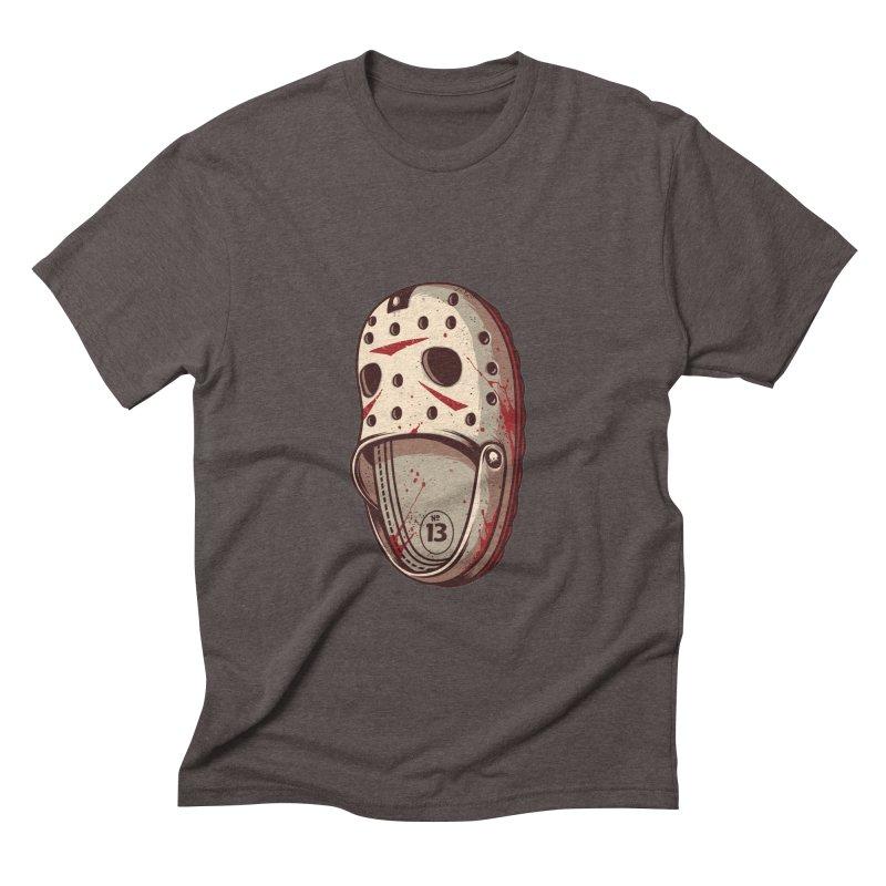 Crock 13 Men's Triblend T-shirt by ES427's Artist Shop