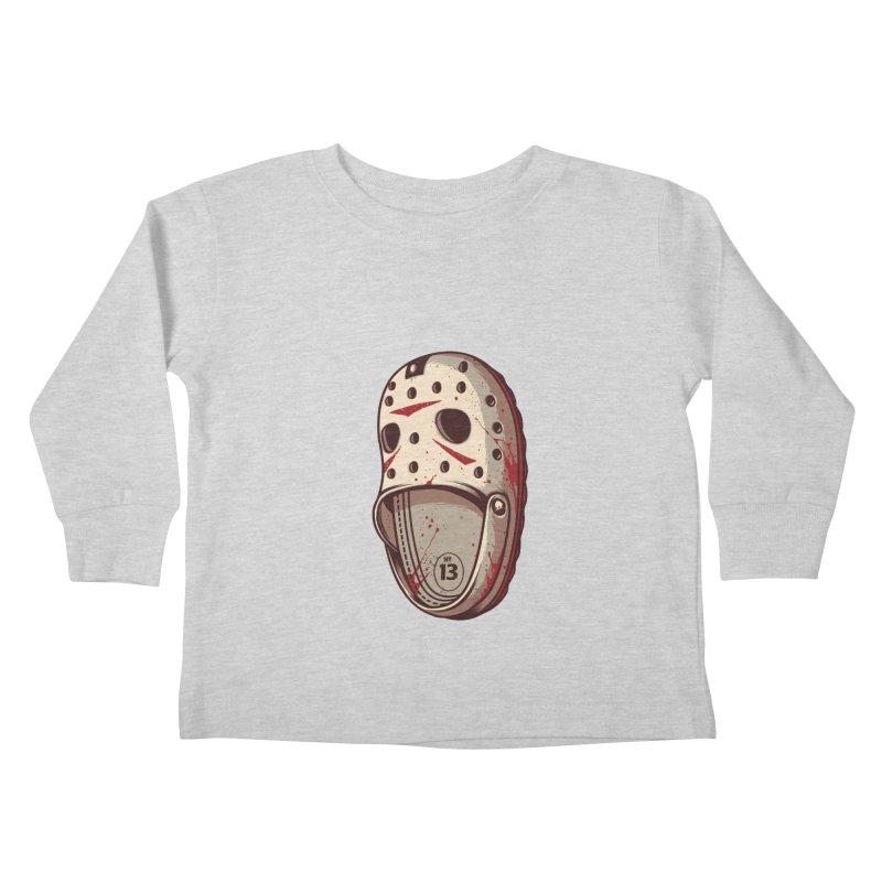 Crock 13 Kids Toddler Longsleeve T-Shirt by ES427's Artist Shop