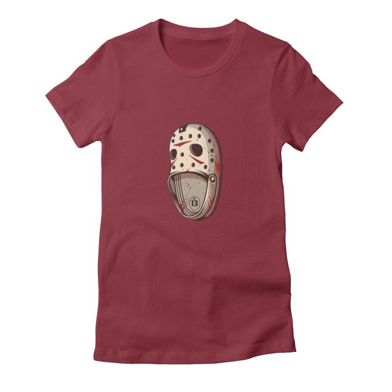 Crock 13 Women's T-Shirt by ES427's Artist Shop