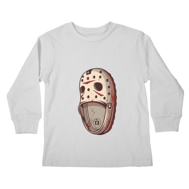 Crock 13 Kids Longsleeve T-Shirt by ES427's Artist Shop