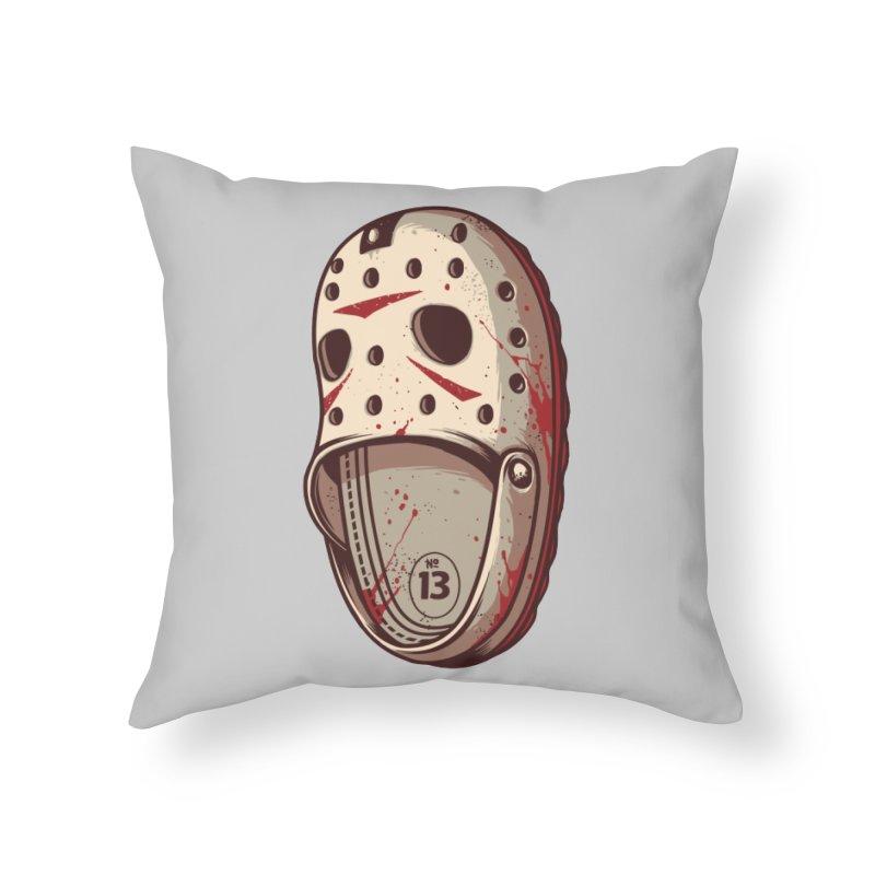 Crock 13 Home Throw Pillow by ES427's Artist Shop