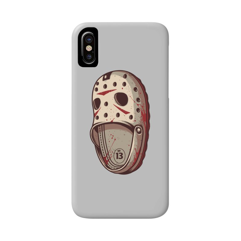 Crock 13 Accessories Phone Case by ES427's Artist Shop