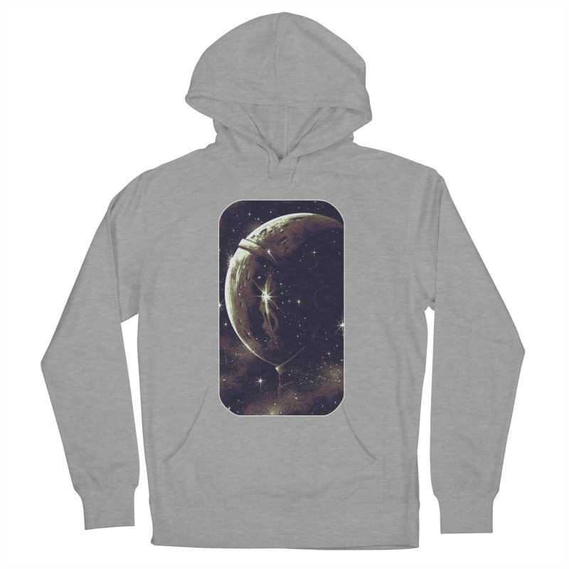 Lost in space Women's Pullover Hoody by ES427's Artist Shop