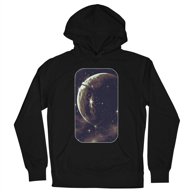 Lost in space Men's Pullover Hoody by ES427's Artist Shop