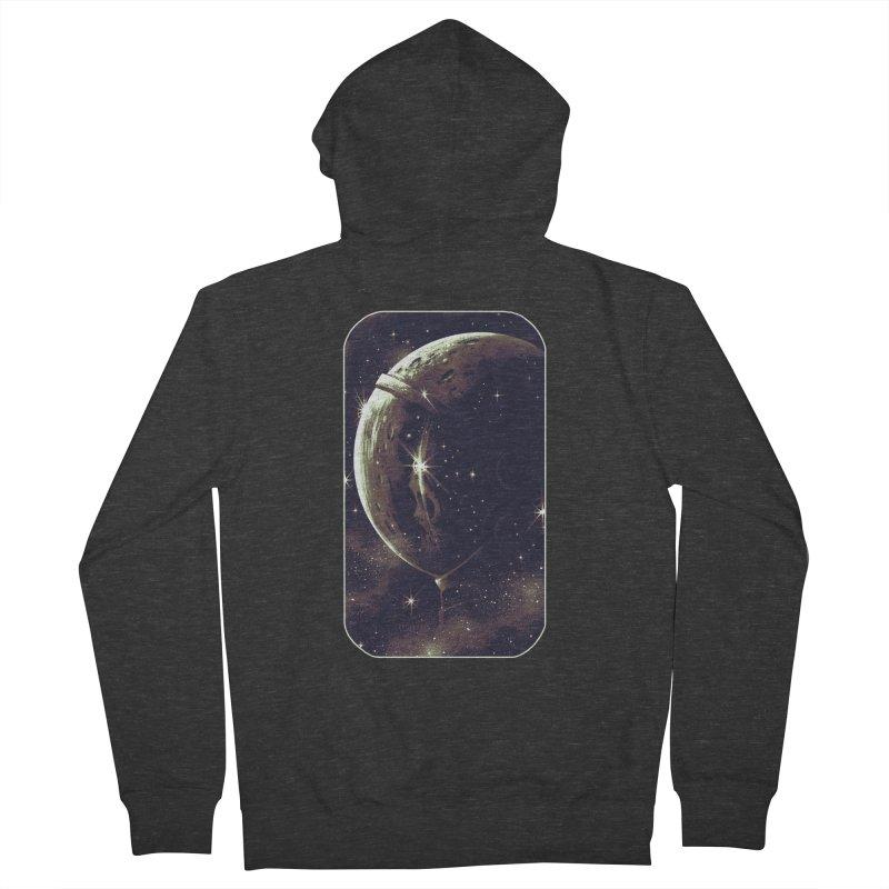Lost in space Women's Zip-Up Hoody by ES427's Artist Shop