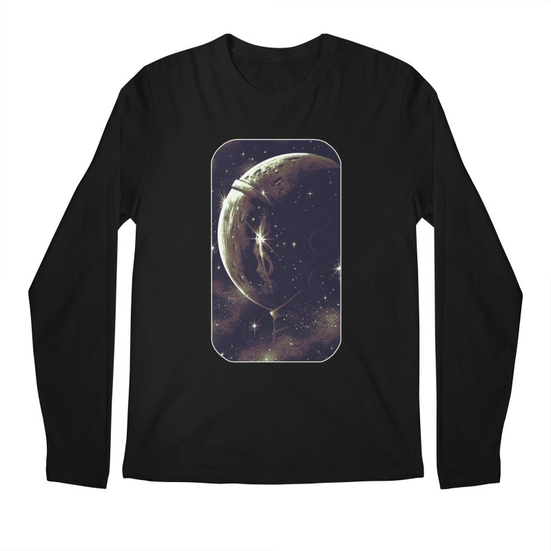 Lost in space Men's Longsleeve T-Shirt by ES427's Artist Shop