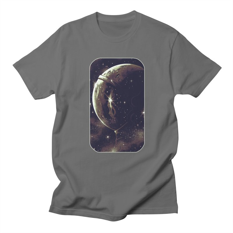 Lost in space Men's T-shirt by ES427's Artist Shop