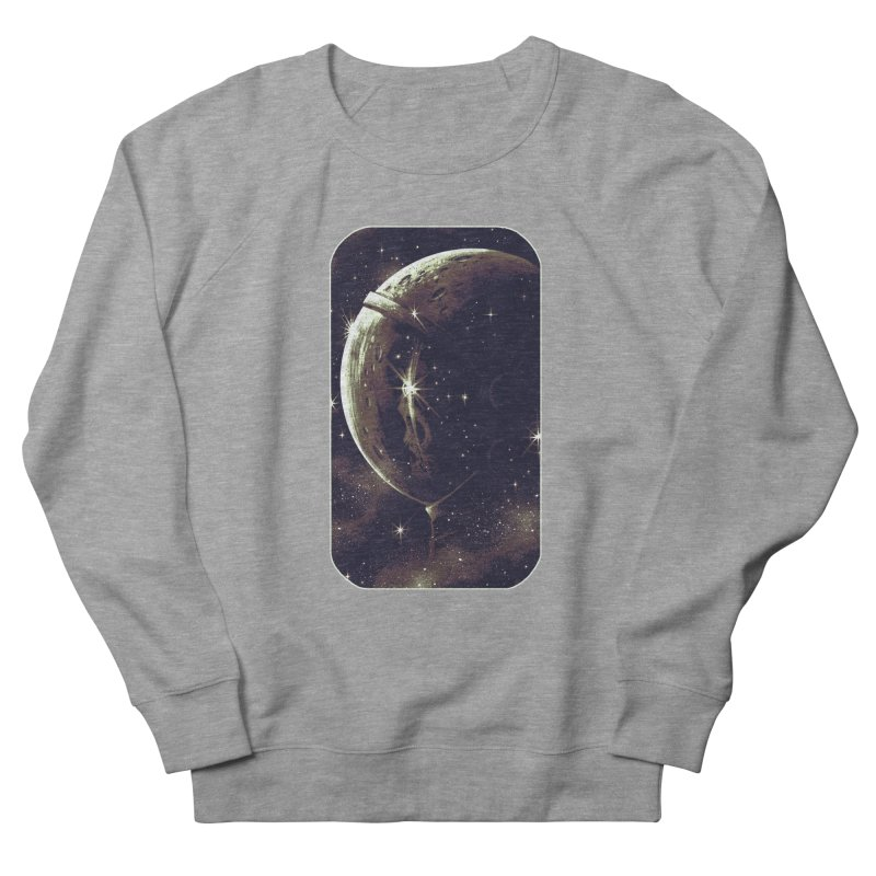 Lost in space Women's Sweatshirt by ES427's Artist Shop