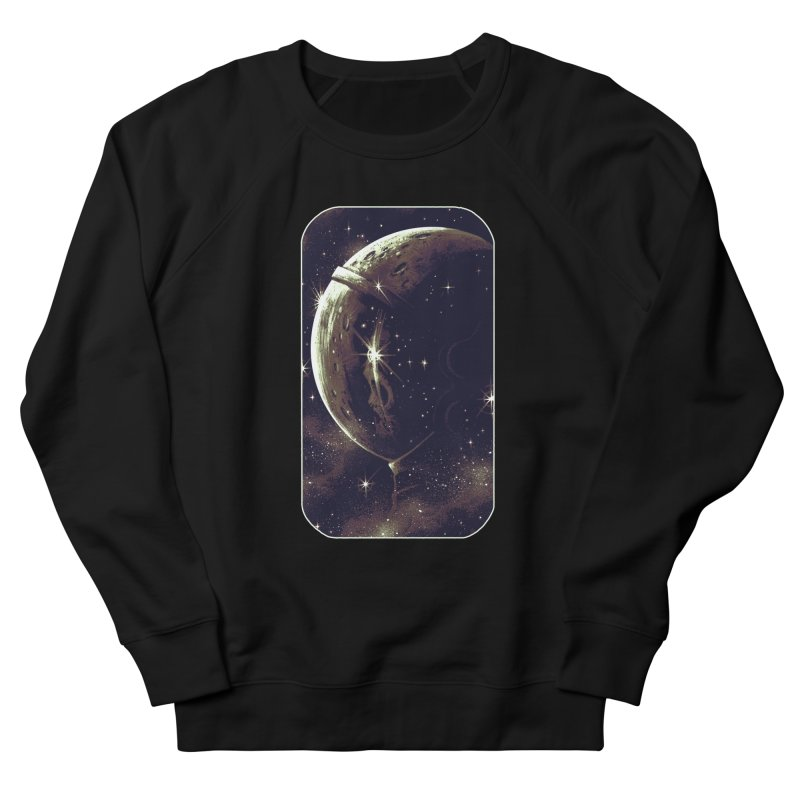 Lost in space Men's Sweatshirt by ES427's Artist Shop